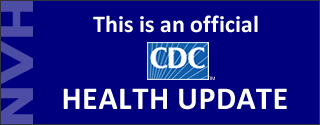 CDC HAN Health Update logo