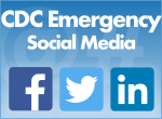 Social Media at CDC Emergency