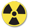 radiation symbol icon